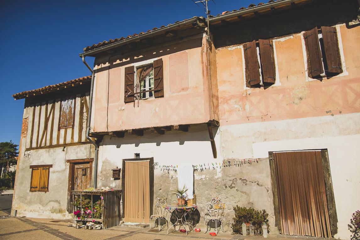 rozimages - photographie de voyage - vieilles maisons - Palaminy, France