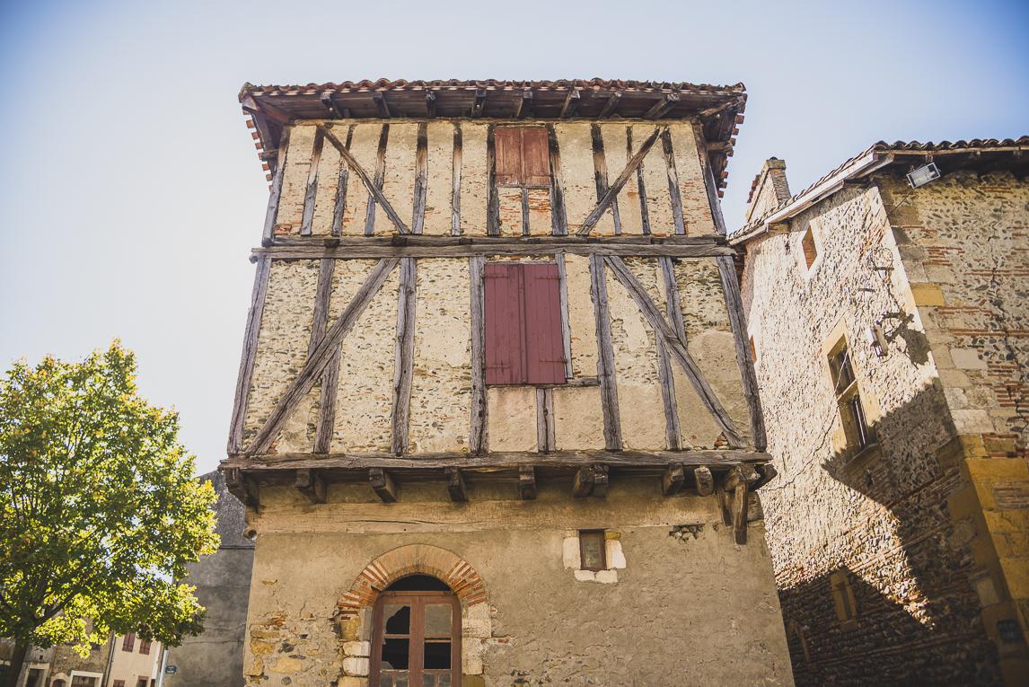 rozimages - photographie de voyage - vieille maison - Palaminy, France