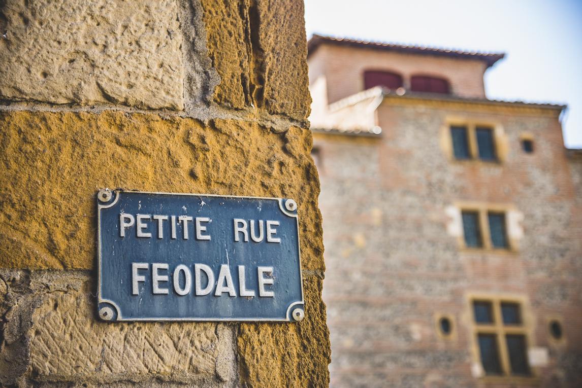 rozimages - photographie de voyage - panneau de rue - Palaminy, France