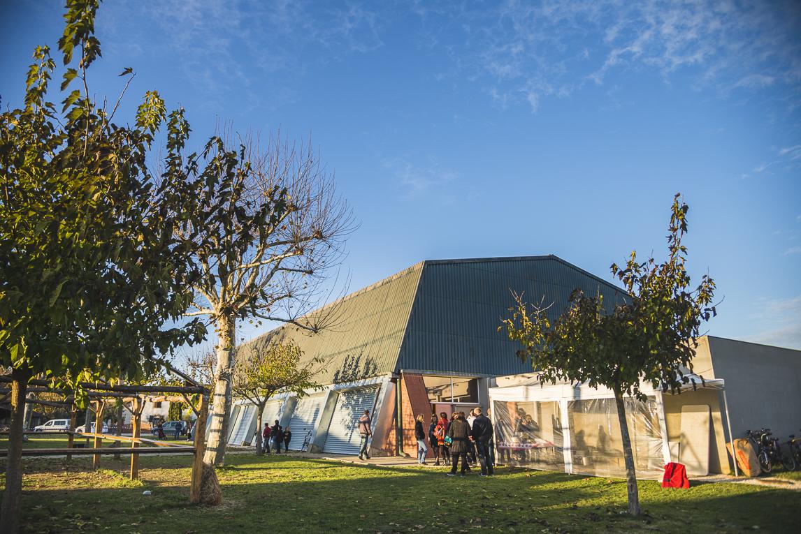 rozimages - photographie d'évènement - évènement communautaire - Marché de Noël 2015 - bâtiment - Mondavezan, France