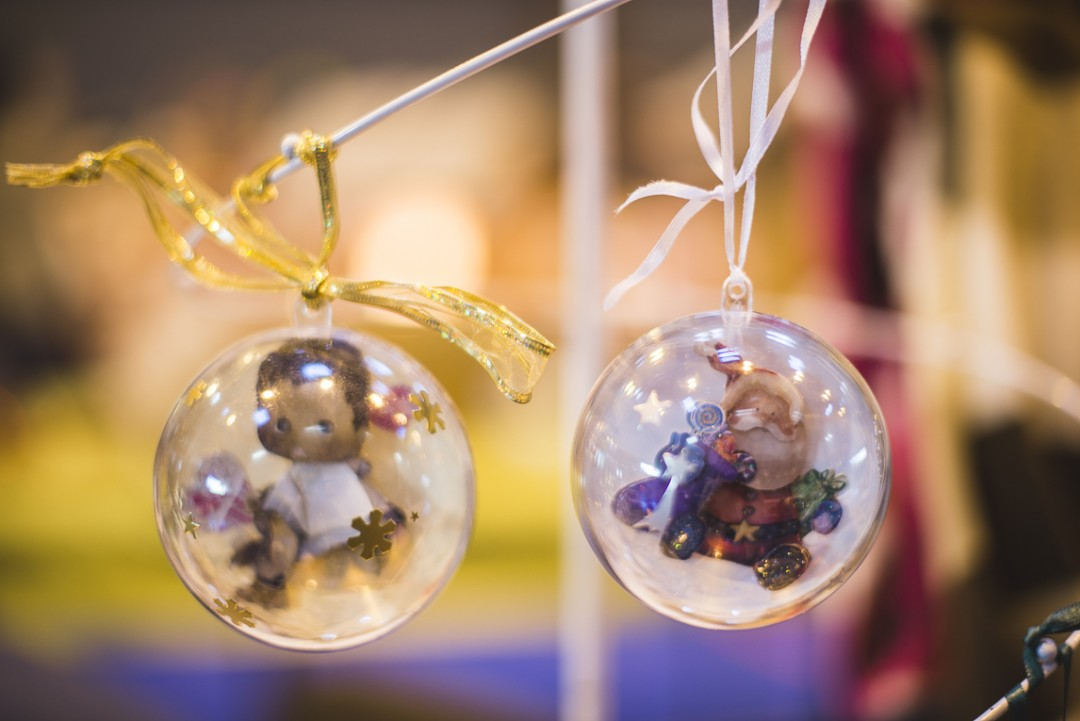 rozimages - event photography - community event - Christmas Market 2015 - Christmas ornaments - Mondavezan, France