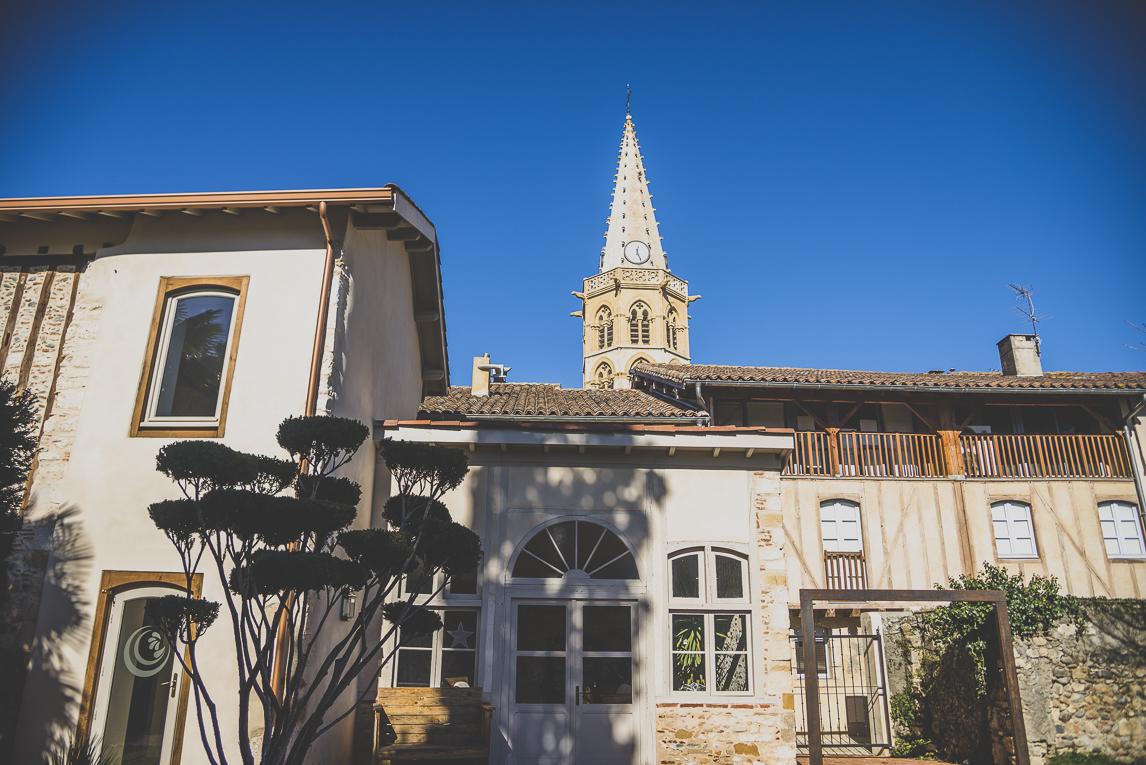Grand Presbytère de Martres-Tolosane - Photographe d'Architecture