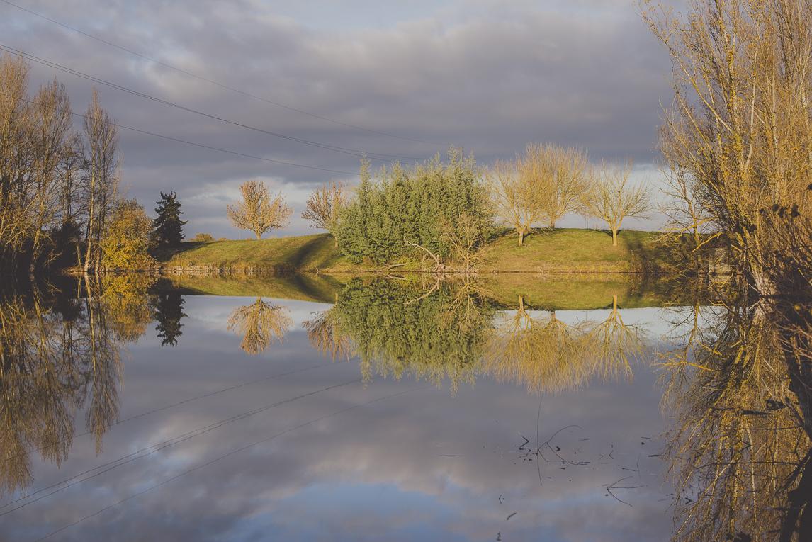 Séance Portrait en Midi-Pyrénées - vue paysage et lac - Photographe de Portrait