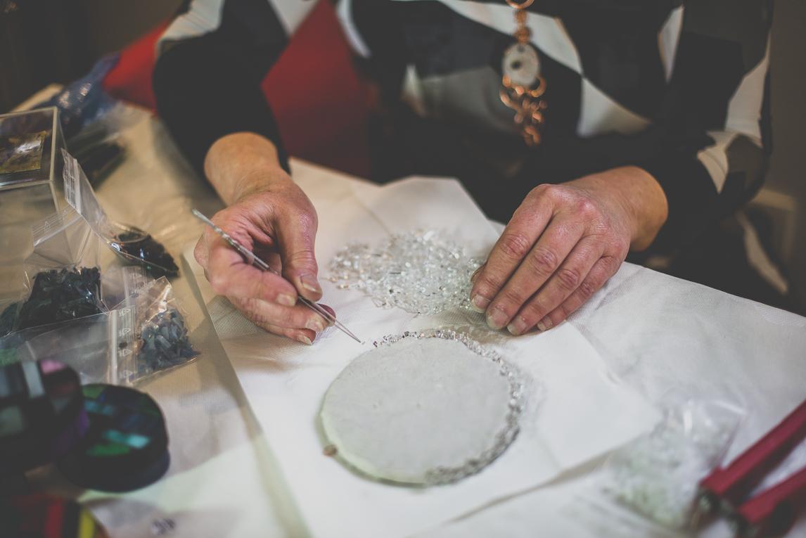 Salon Bien-être et Créations Toulouse - artiste mosaiste - Photographe évènementiel