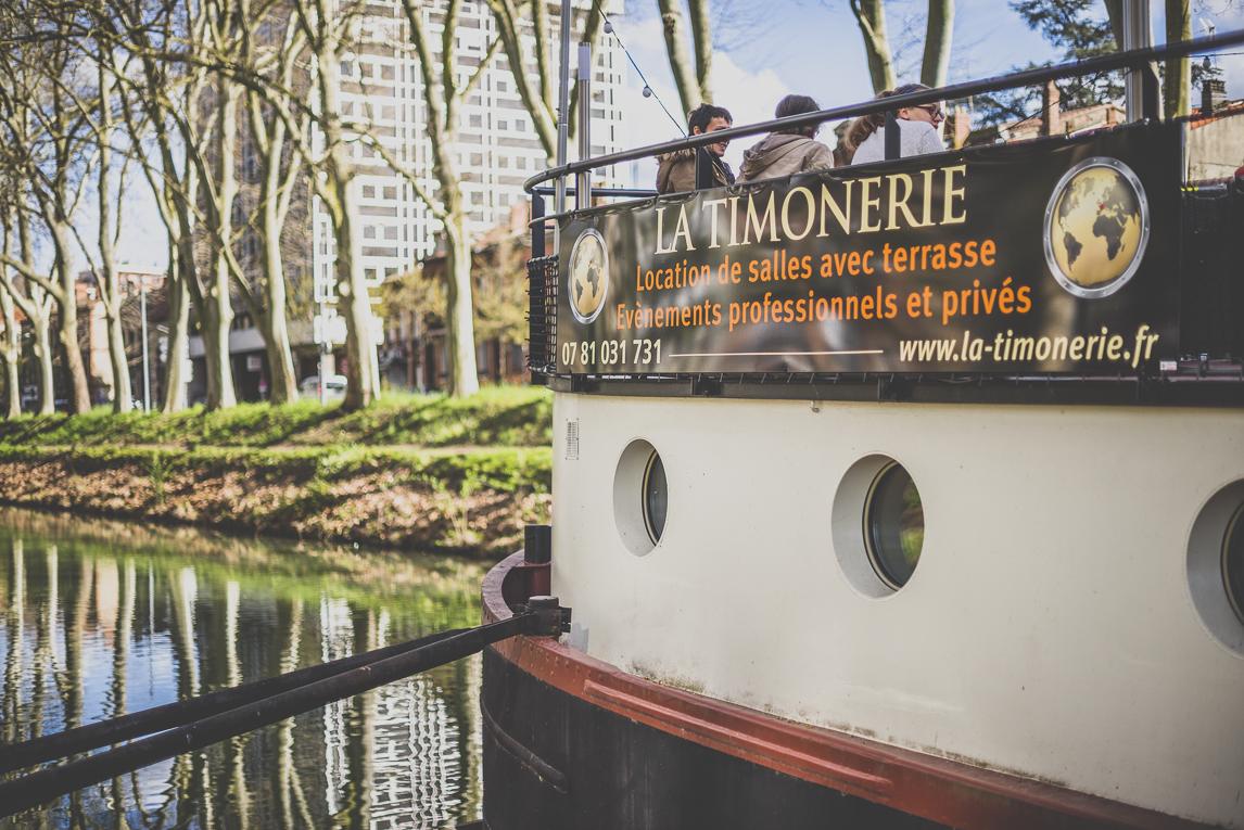Salon Bien-être et Créations - narrowboat La Timonerie - Event Photographer