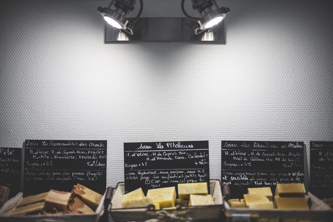 Salon Bien-être et Créations Toulouse - Savon - Photographe évènementiel