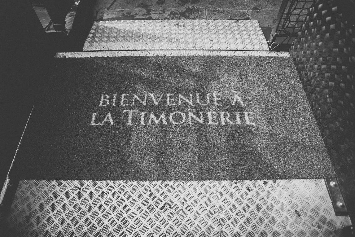 Salon Bien-être et Créations - entrance of narrowboat - Event Photographer