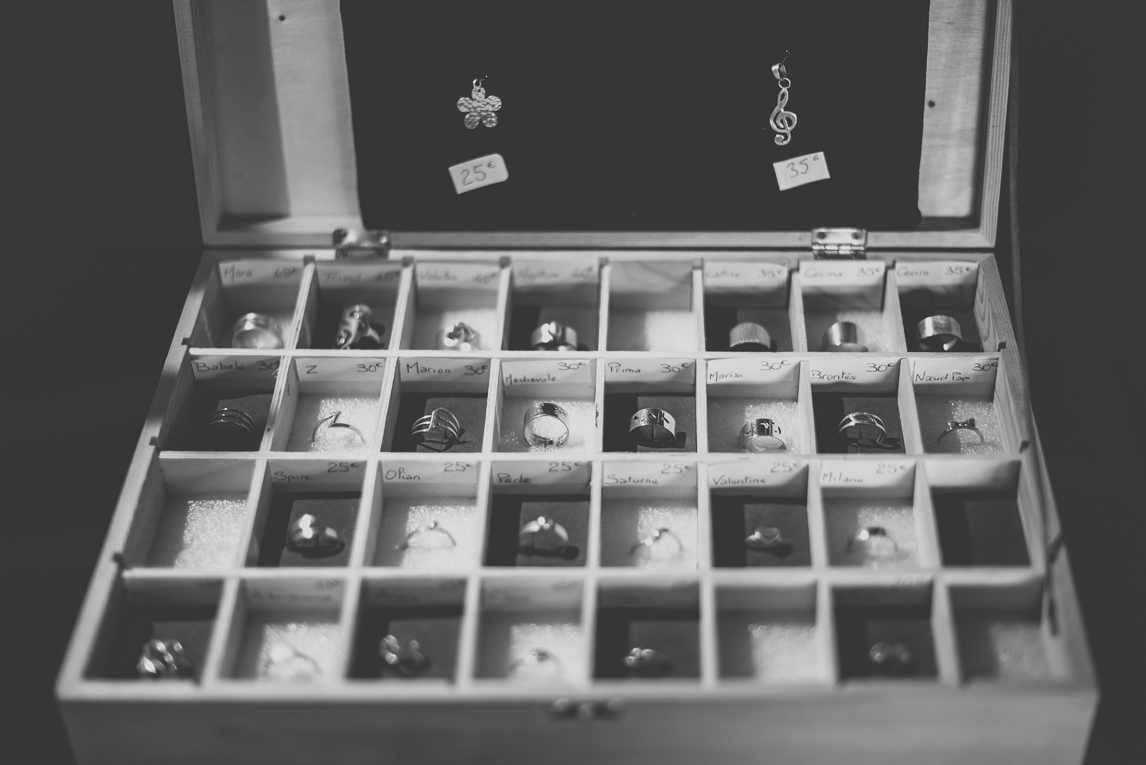 Salon Bien-être et Créations Toulouse - Boite de bijoux - Photographe évènementiel