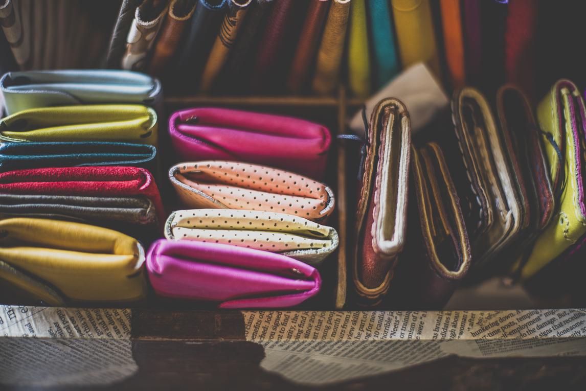 Salon Bien-être et Créations - Leather wallets - Event Photographer