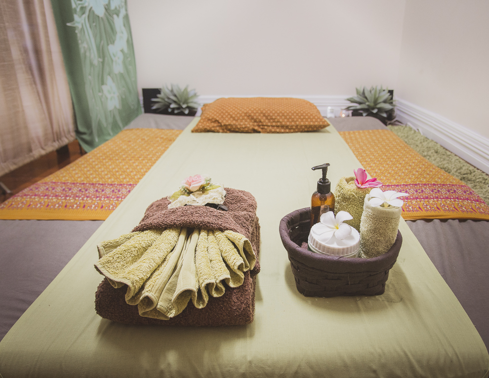 Thai Touch Massage Utopia Broome - massage room - Commercial Photographer