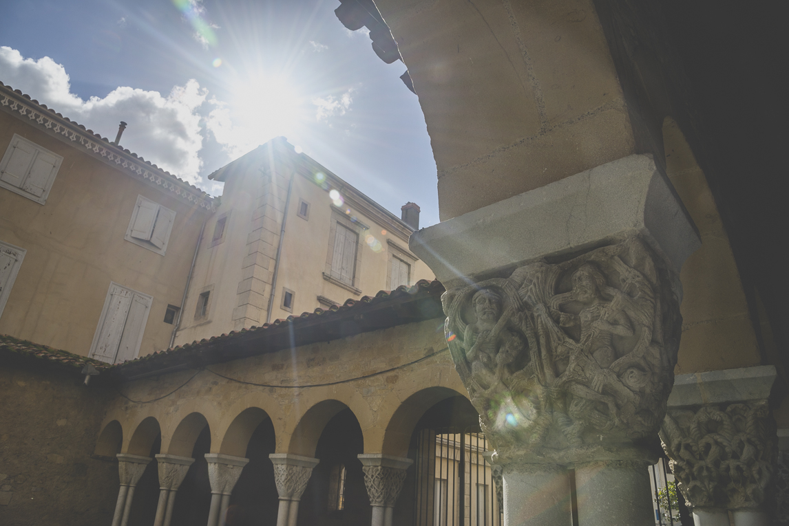 Photo of the French town of Saint-Gaudens - cloister - Saint-Gaudens Photographer