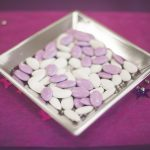 Baptism in Mondavezan - Sugared almonds - Family Photographer