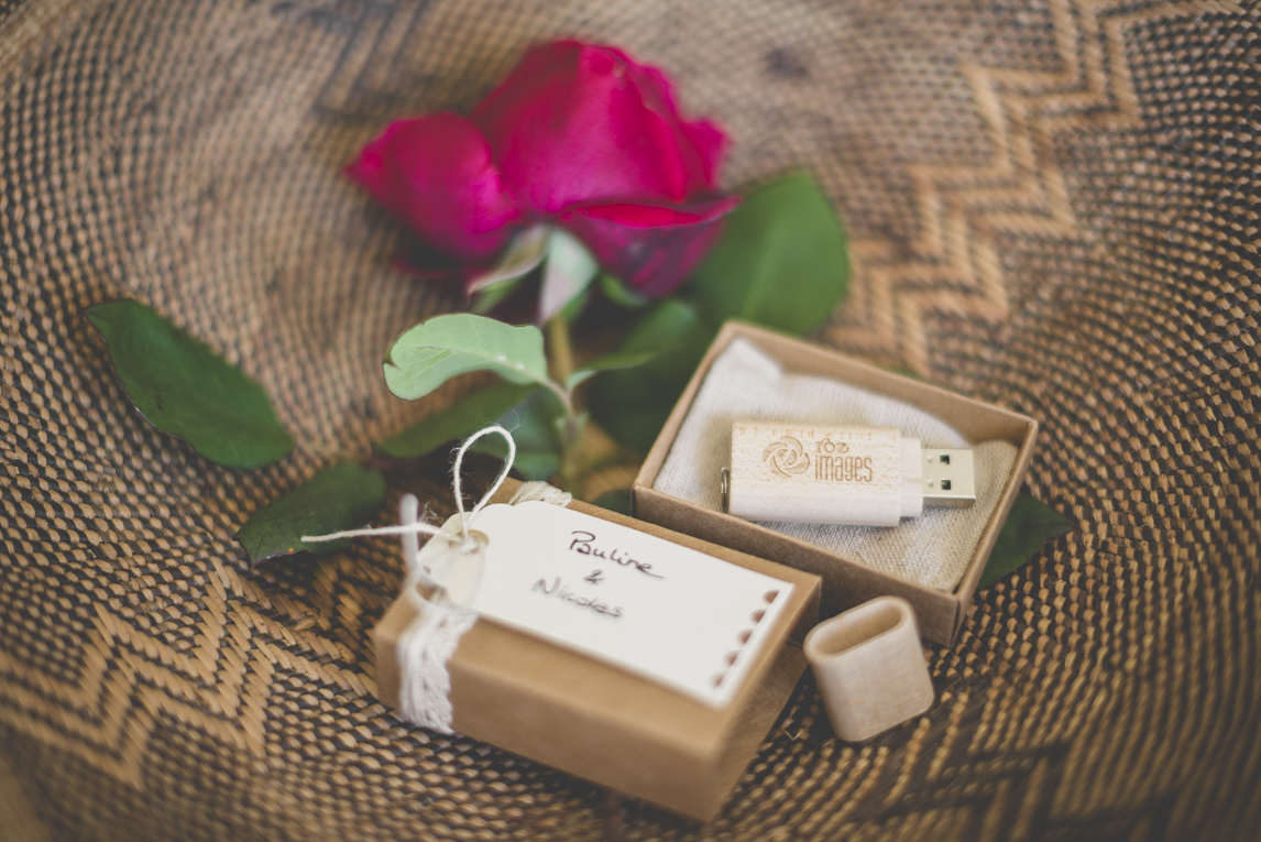 Photographer USB packaging - personalised usb stick in a small box - Photographer Toulouse