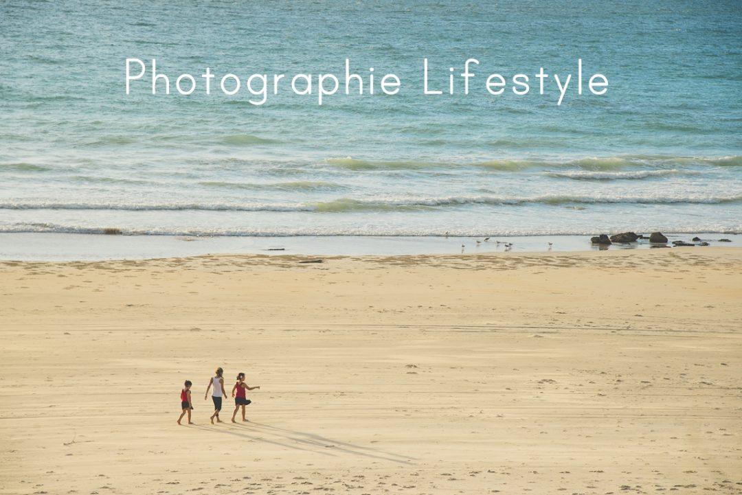 Photographie Lifestyle - Séance photo de famille sur la plage - Photographe de famille - Photographe Lifestyle