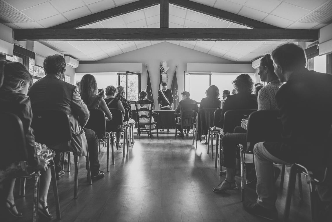 Reportage mariage Toulouse - cérémonie civile - Photographe mariage