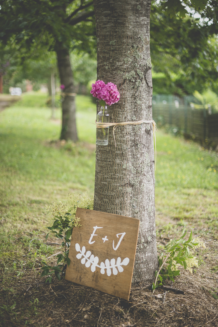 Wedding Photography Toulouse - decoration for secular ceremony - Wedding Photographer