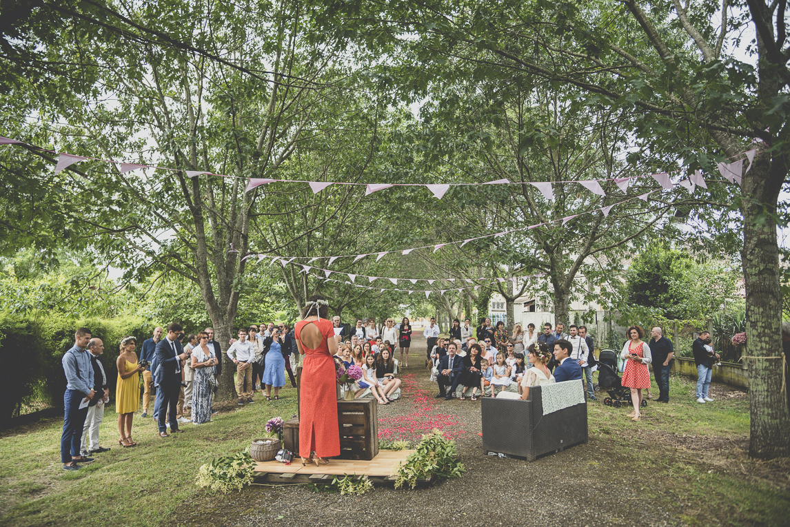 Reportage mariage Toulouse - cérémonie laïque - Photographe mariage