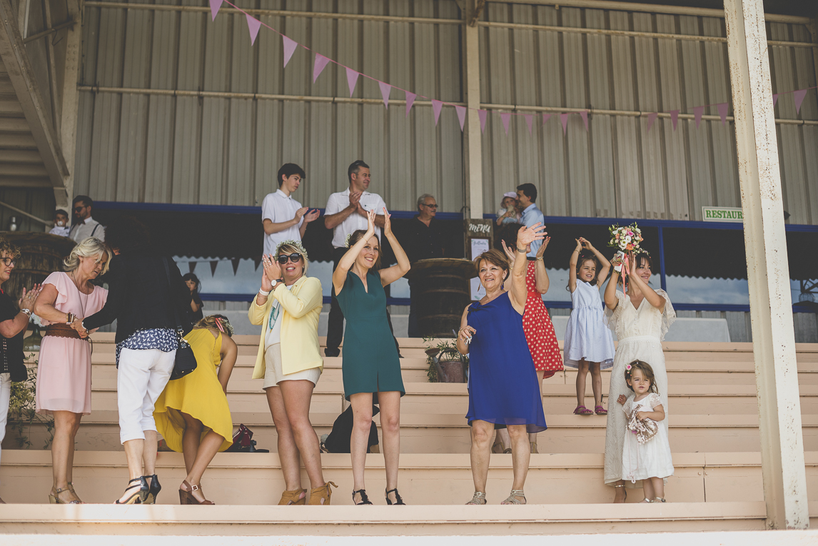 Wedding Photography Toulouse - guests dancing - Wedding Photographer
