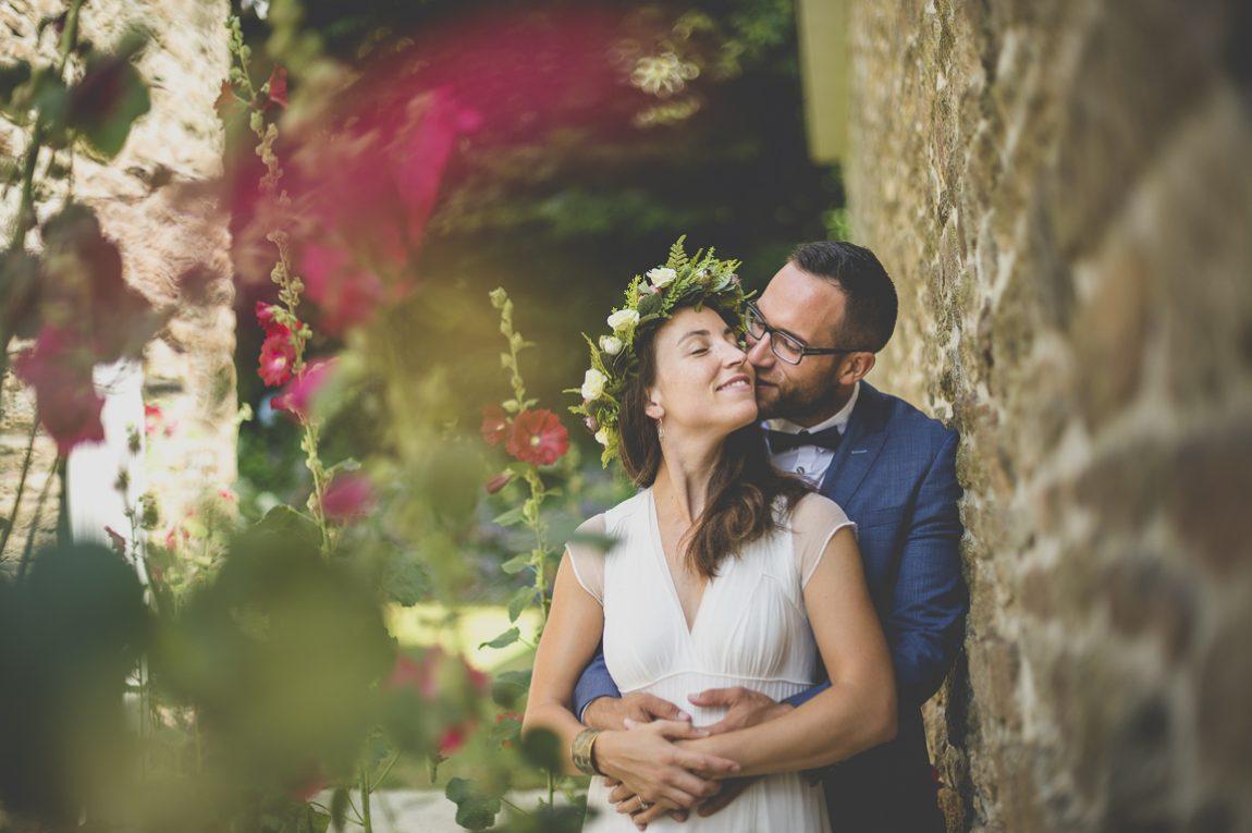 Reportage mariage Bretagne – Portrait des mariés