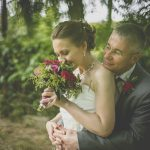 Wedding Photography Toulouse area - Portrait of bride and groom - Wedding Photographer