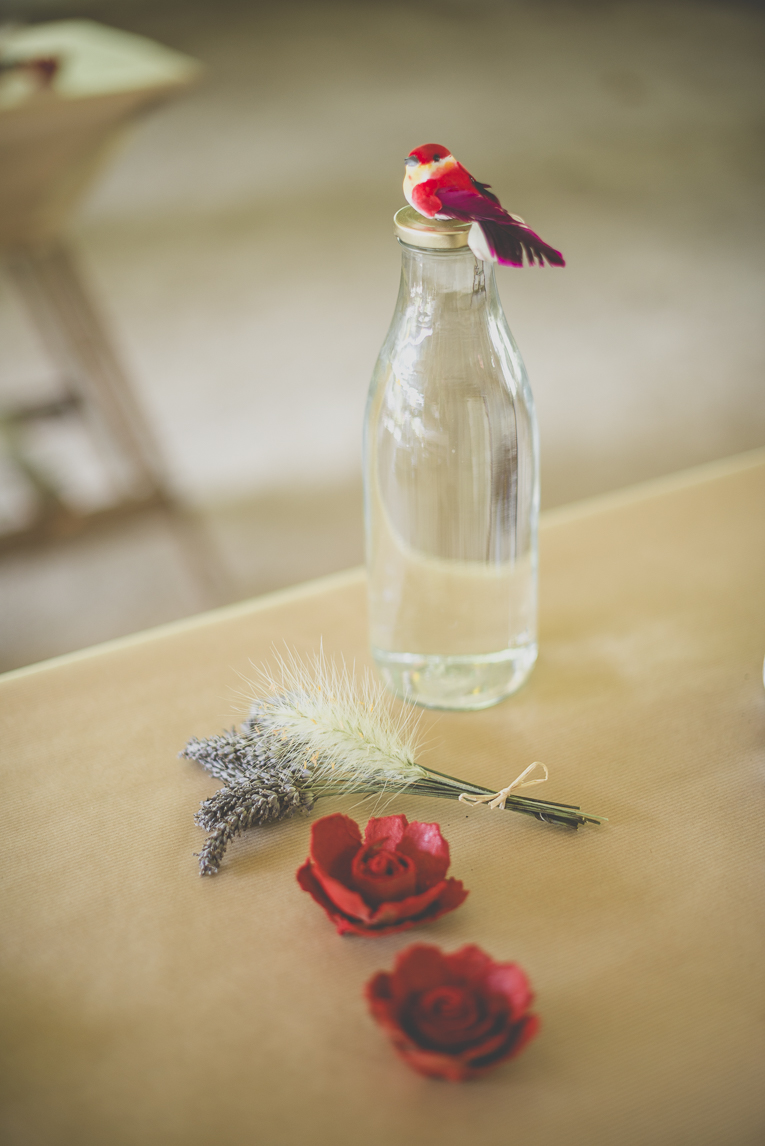 Wedding Photography Brittany - table decoration - Wedding Photographer