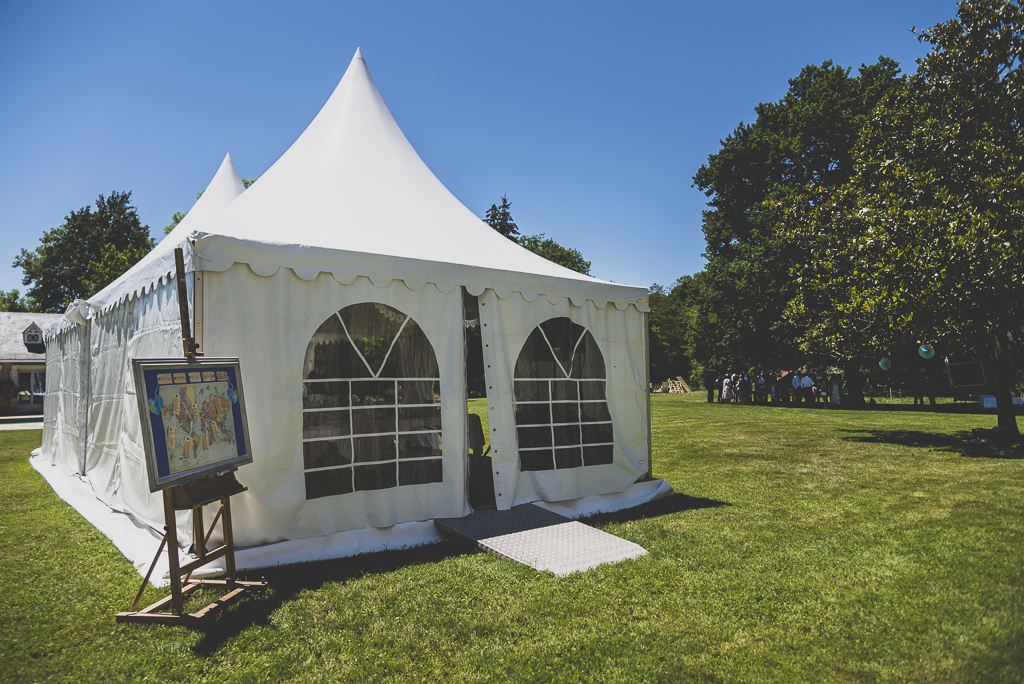 Wedding Photography French château - marquee - Wedding Photographer