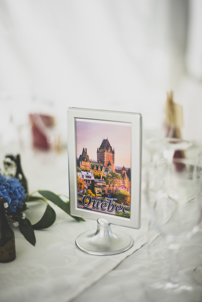 Wedding Photography French château - wedding table name - Wedding Photographer