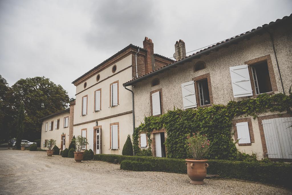 Wedding Photography Toulouse - domaine de Gailhaguet - Wedding Photographer