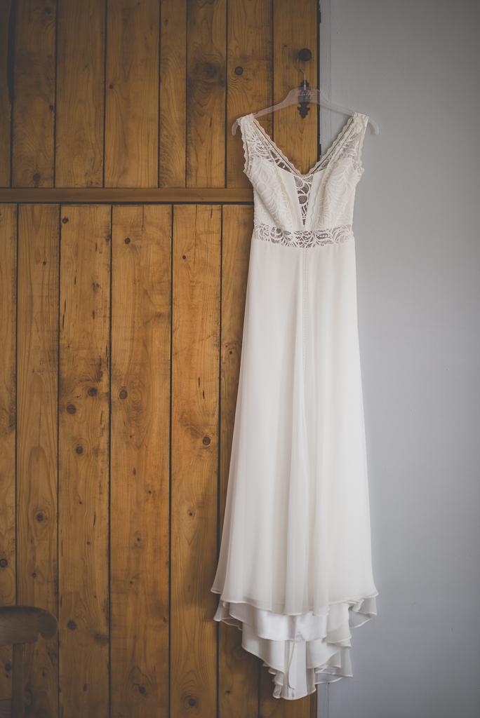Reportage mariage Toulouse - robe de mariée - Photographe mariage