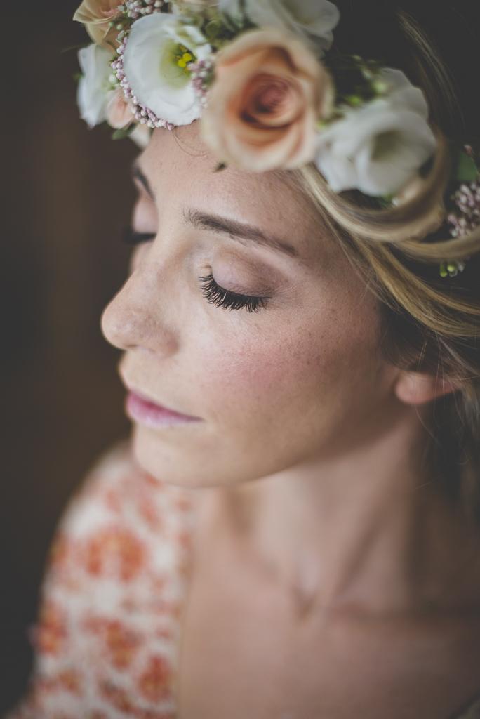 Wedding Photography Toulouse - bridal make-up - Wedding Photographer