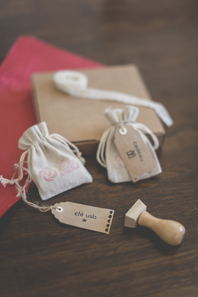 Nouveau packaging photographe cle usb tirages - etiquettes personalisees - Photographe Toulouse