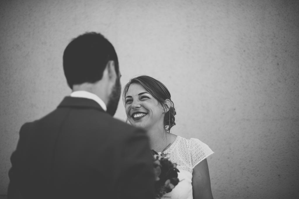 Reportage mariage Haute-Garonne - portraits des mariés - Photographe mariage
