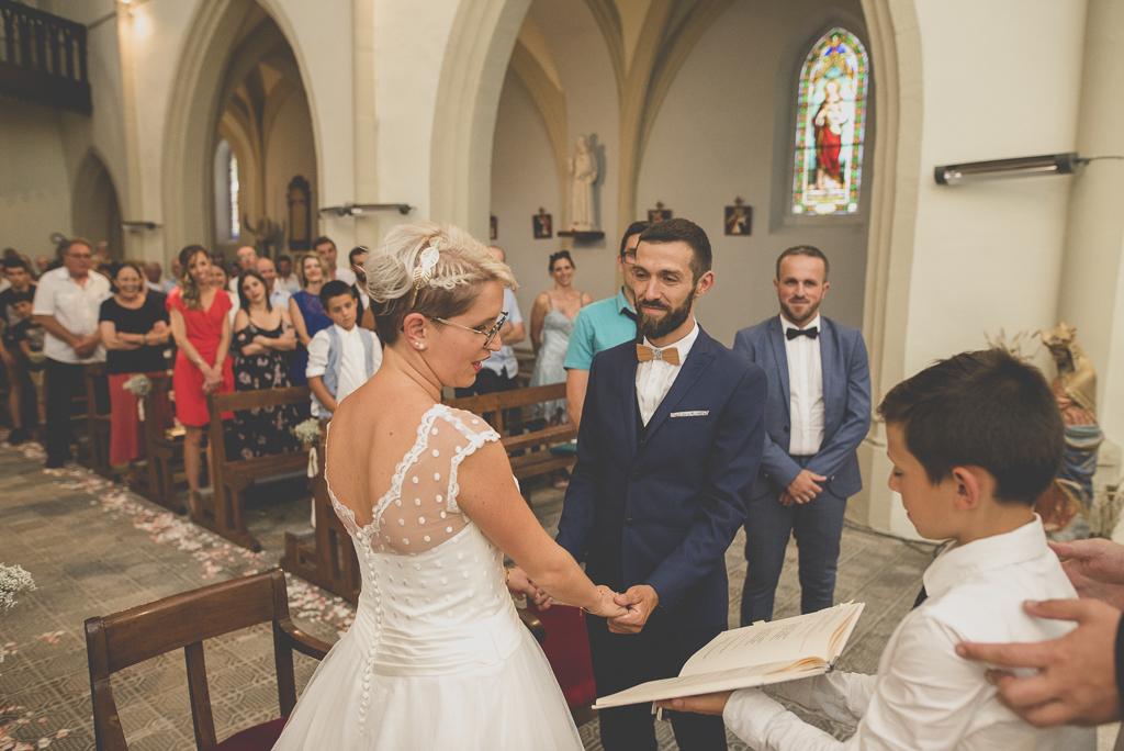 Wedding Photography Haute-Garonne - cérémonie religieuse - Wedding Photographer Saint-Gaudens