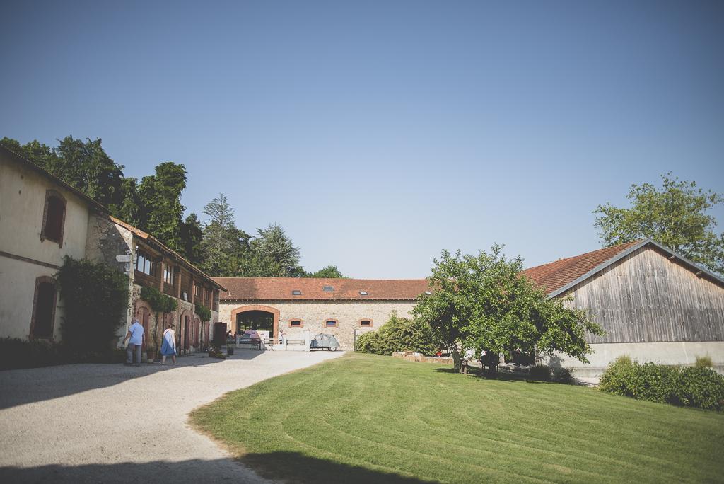 Reportage mariage Haute-Garonne - Metairie du chateau Montmaurin - Photographe mariage Saint-Gaudens
