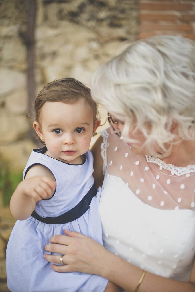 Wedding Photography Haute-Garonne - mariée et enfant - Wedding Photographer Saint-Gaudens
