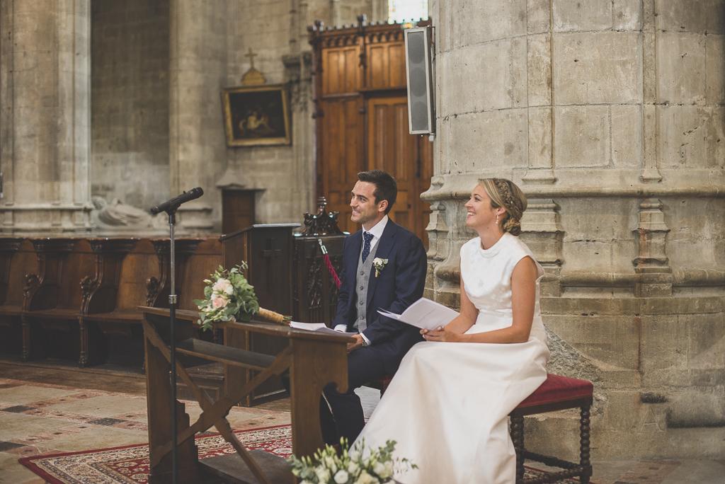 Reportage mariage Auch - Cérémonie religieuse - Photographe mariage Gers