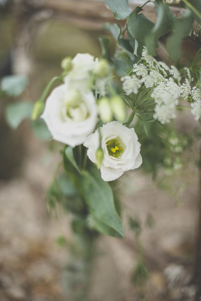 Reportage mariage Auch - décoration - fleurs - Photographe mariage Gers
