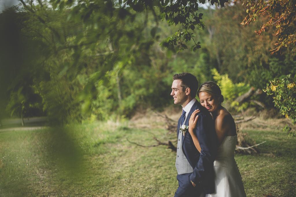 Reportage mariage Auch - Portrait des mariés - Photographe mariage Gers