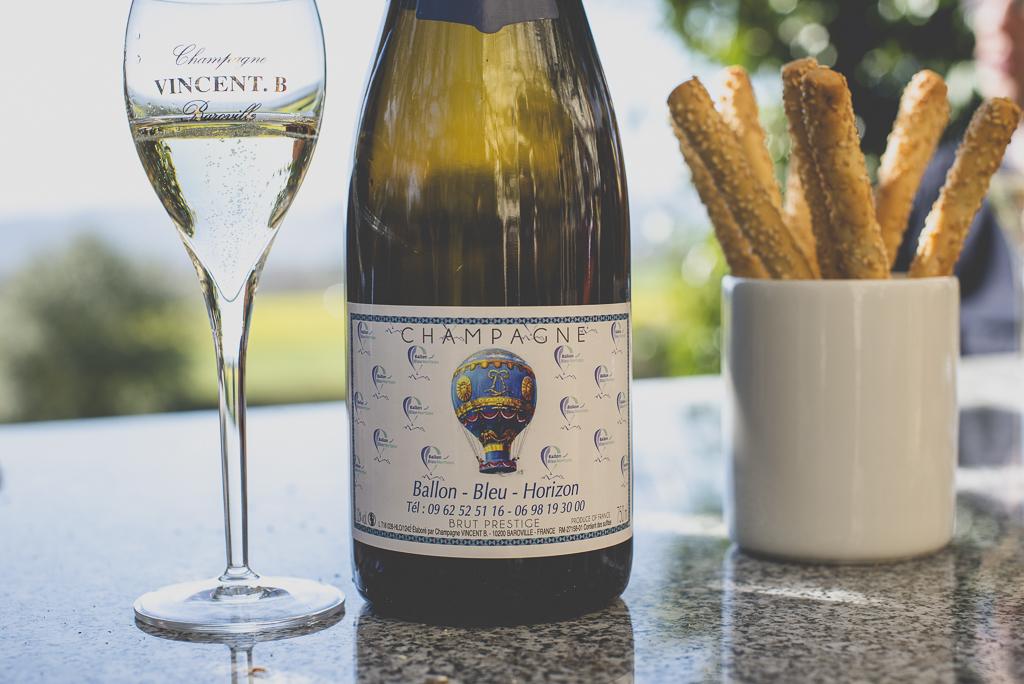 Photos vol montgolfière Haute-Garonne - champagne Ballon Bleu Horizon - Photographe Toulouse