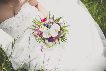 Reportage mariage Toulouse - bouquet de la mariée - Photographe mariage