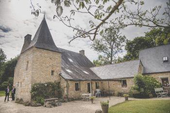 Reportage mariage Bretagne - Domaine pour mariage - Photographe Mariage